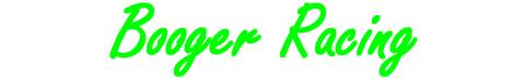 Booger Racing & Booger bushings